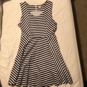 Dresses & Skirts - Striped tank dress